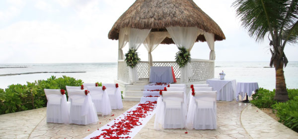 Four Fun and Beautiful Beach Wedding Reception Decor Ideas